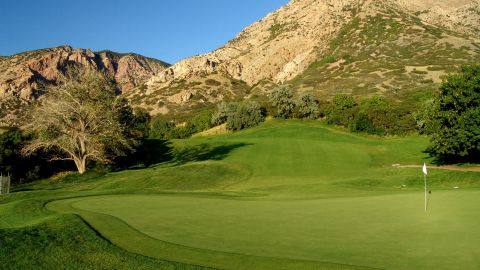 Mt Ogden Golf Course