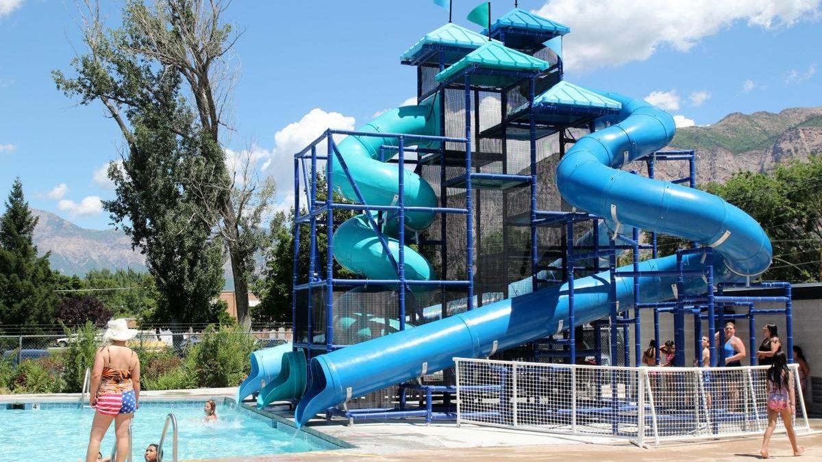 Lorin Farr Swimming Pool Skate Park Park Visit Ogden