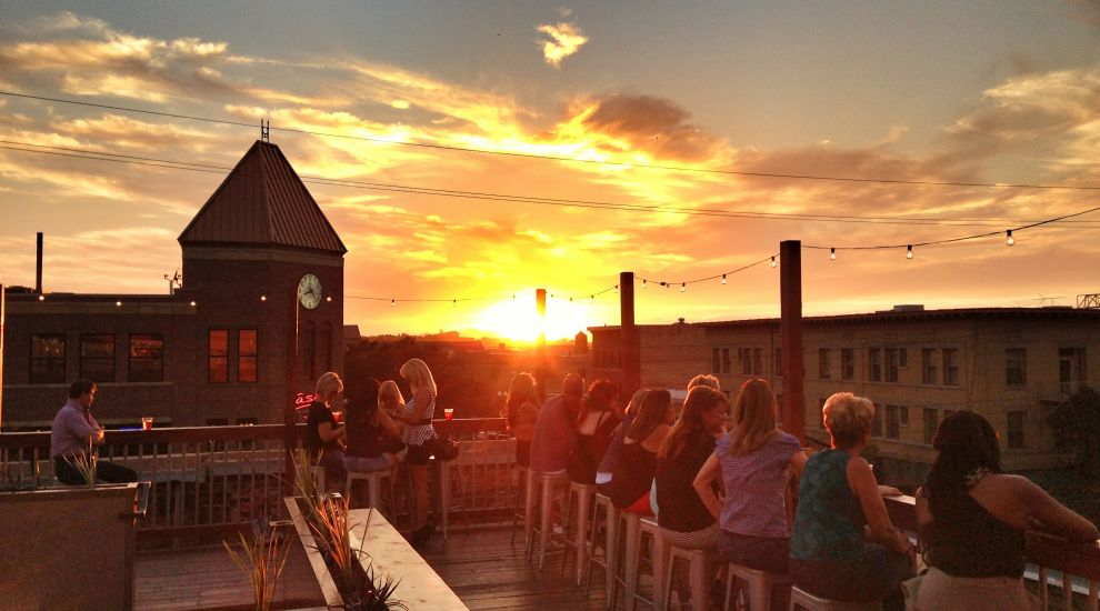 The Best Rooftop Bar In Utah Visit Ogden