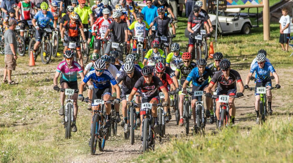 ​  Mt. Ogden Midweek Bike Race At Snowbasin Resort Offers Fun For All Ages