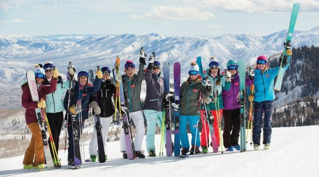 Chicks on Sticks! Women's Ski Camps and Clinics