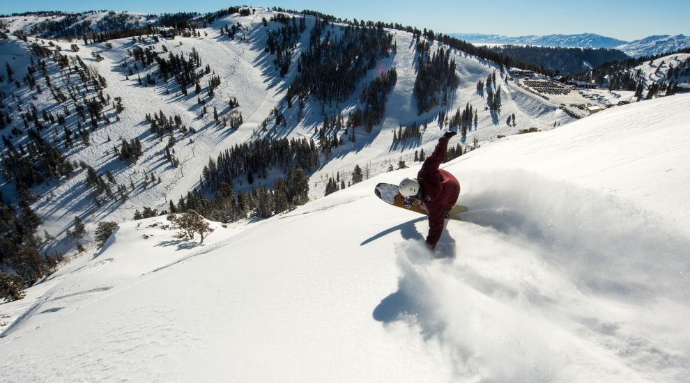Powder Mountain: The Most Aptly Named Resort in the World