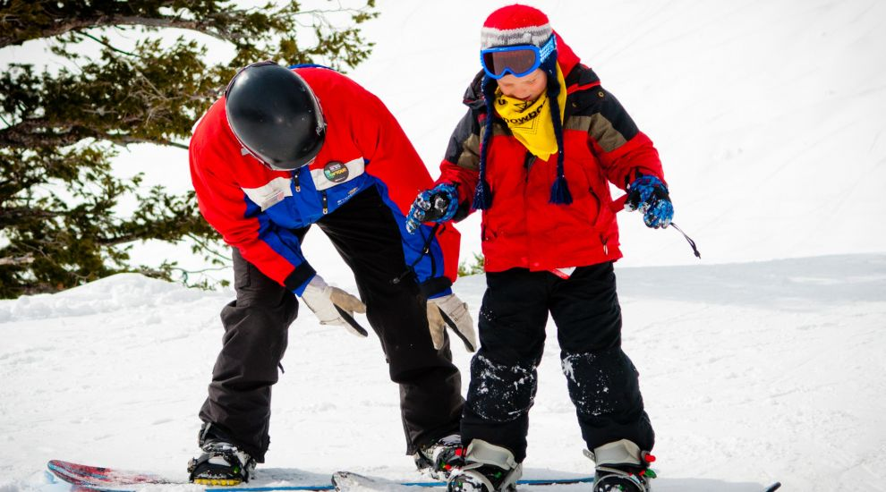 January is Learn to Ski & Snowboard Month!