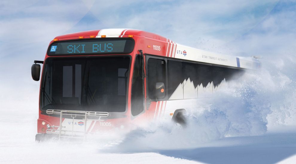 UTA Begins Seasonal Ski Service to Ogden Resorts this Saturday