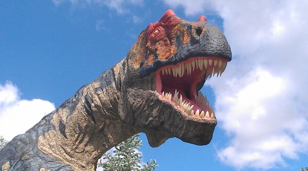 Ogden's George S. Eccles Dinosaur Park to become Spooktacular in October