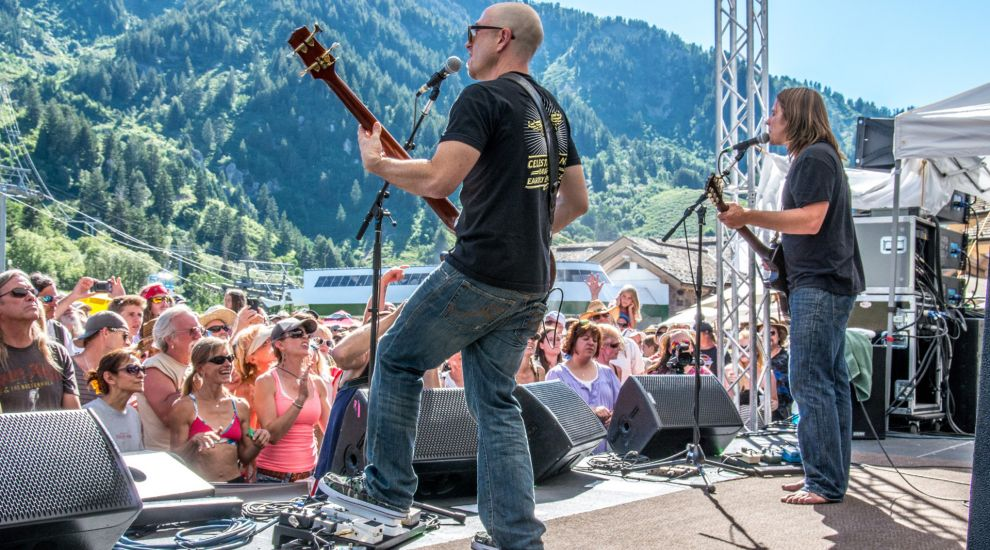 Snowbasin Resort Releases Blues, Brews & BBQ Free Summer Concert Line-Up